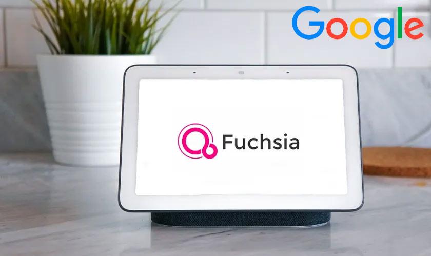 Google officially releasing its Fuchsia OS for the original Nest Hub