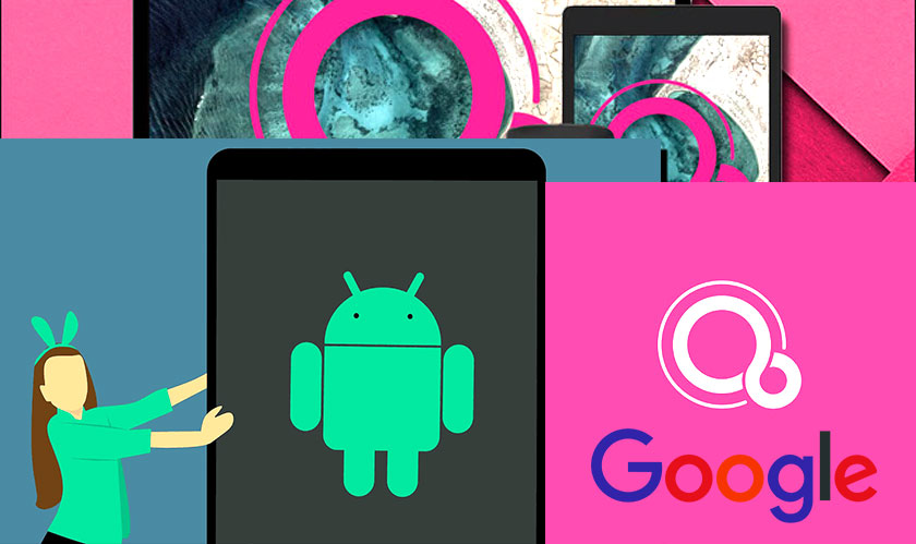 Google's Fuchsia may replace Android in the Far Future