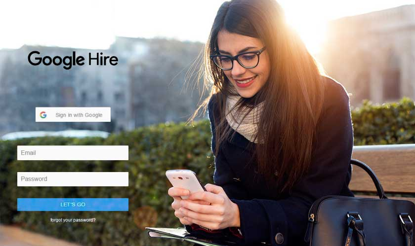 google hire for business recruitment
