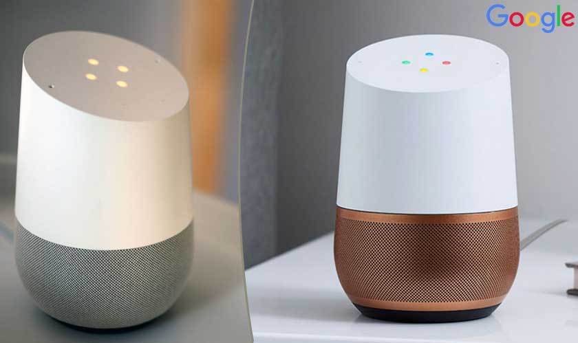 google home devices security