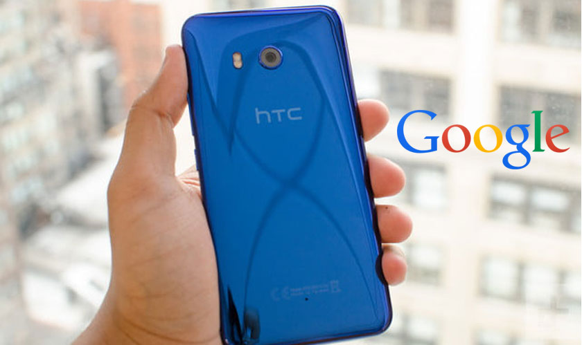 Google to buy HTC's smartphone team for $1.1 billion