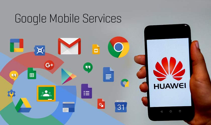 google huawei google mobile services