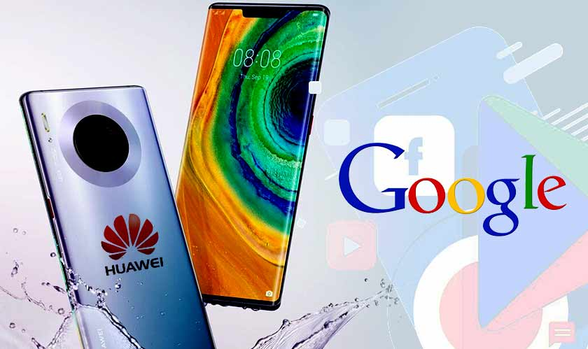 Google: Don't download sideload apps on Huawei phones