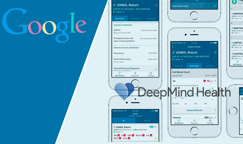Google to help DeepMind develop an 'AI assistant' to monitor patients