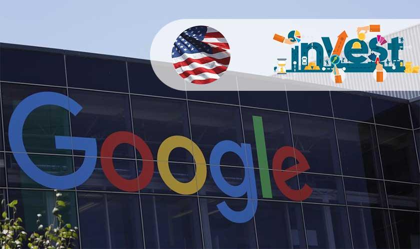 google investing heavily in us