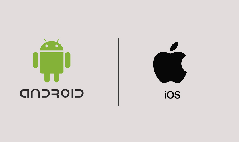 google ios android apple
