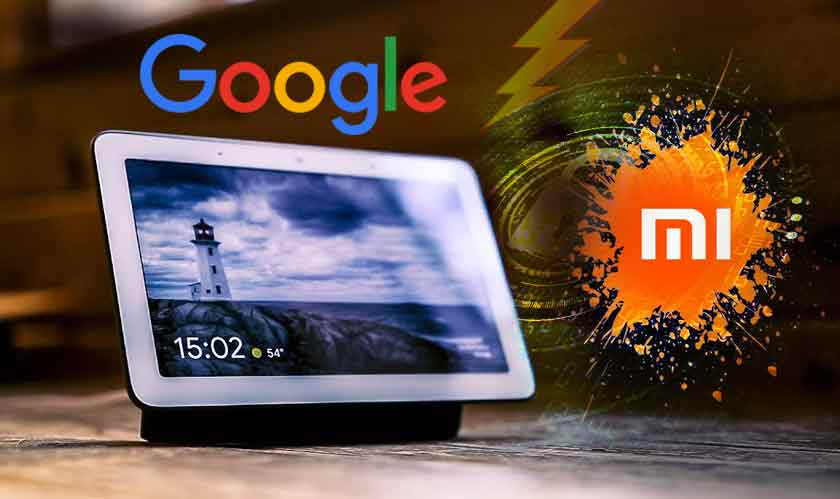 google is no more with xiaomi