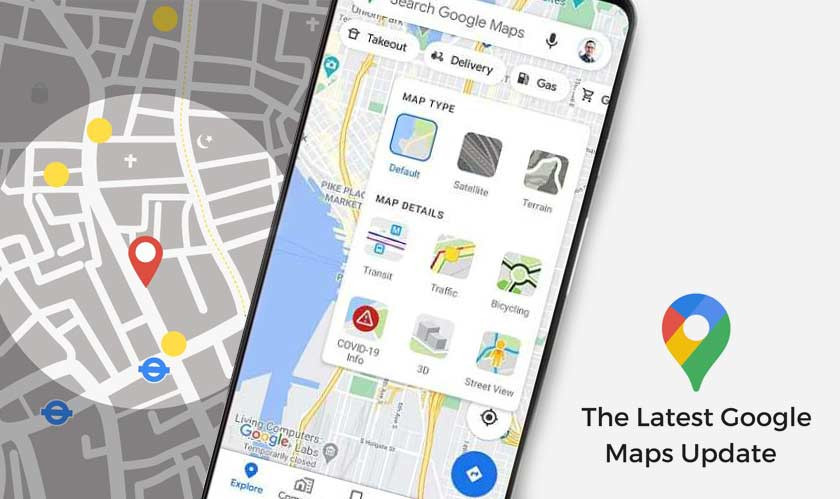 Google is updating Maps with New Features