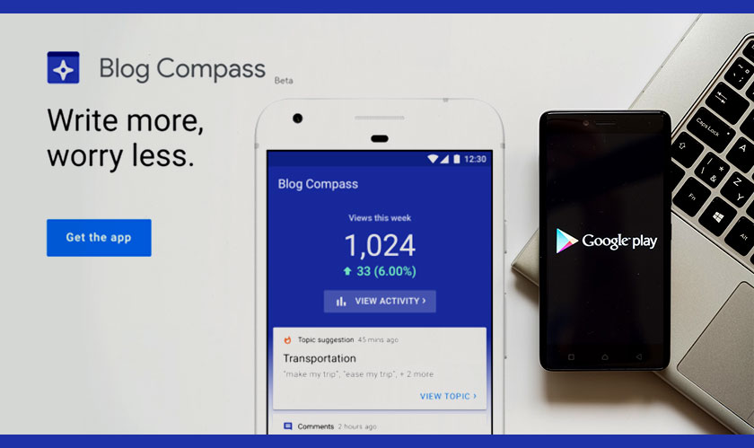 google launches blog compass