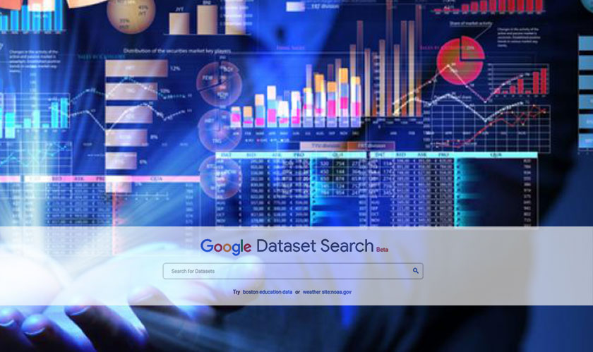 google launches dataset search