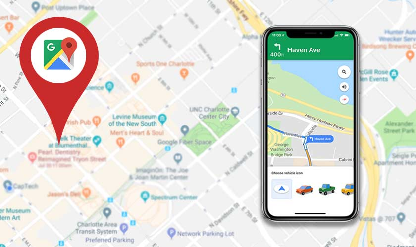 Google Maps receives few new updates
