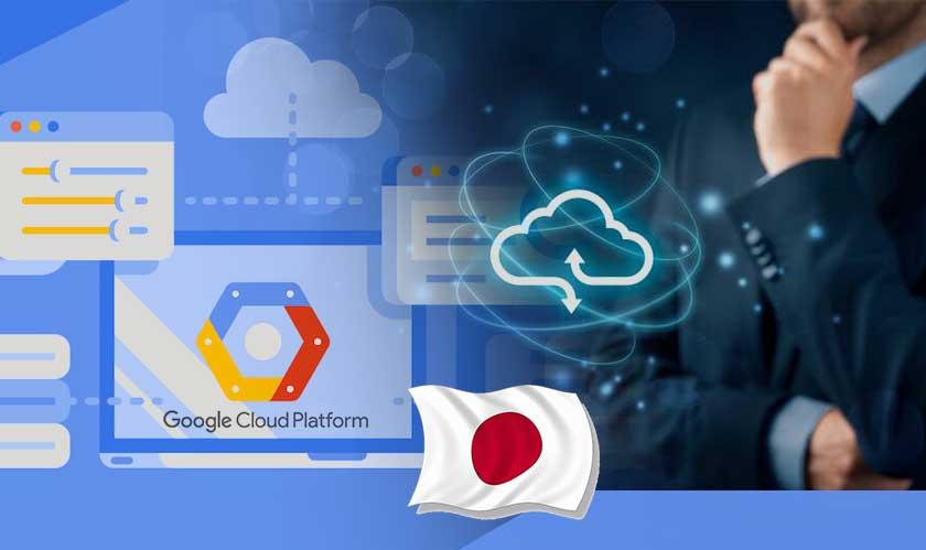 google cloud new japan region