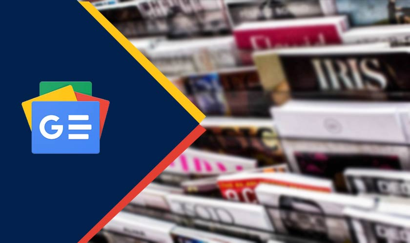 No more digital magazines in Google News