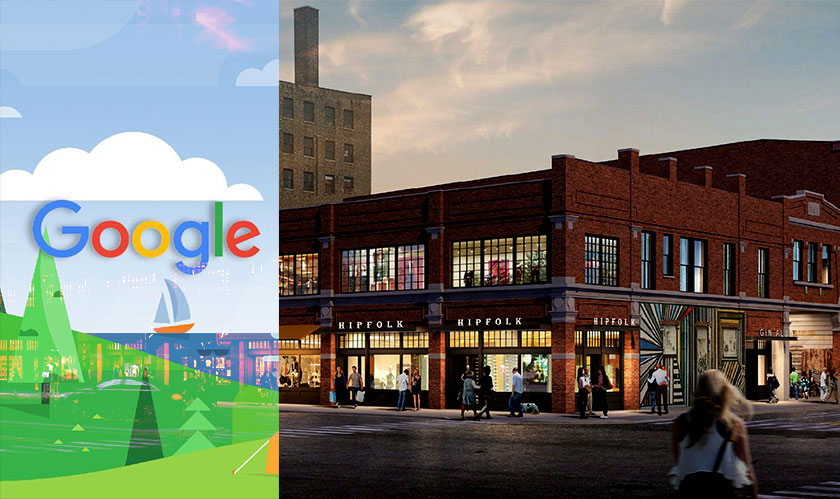 google opens flagship store