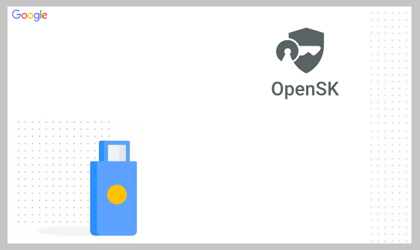 Google introduces OpenSK to make 2FA security keys