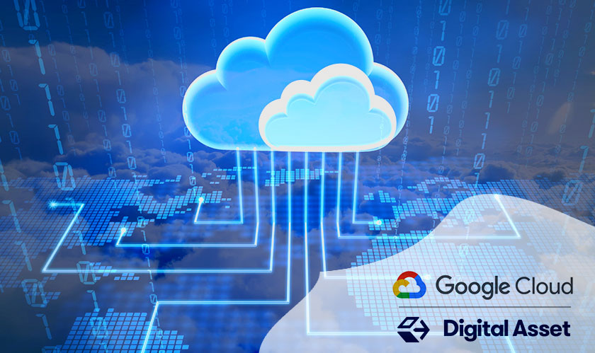 google partners digital asset