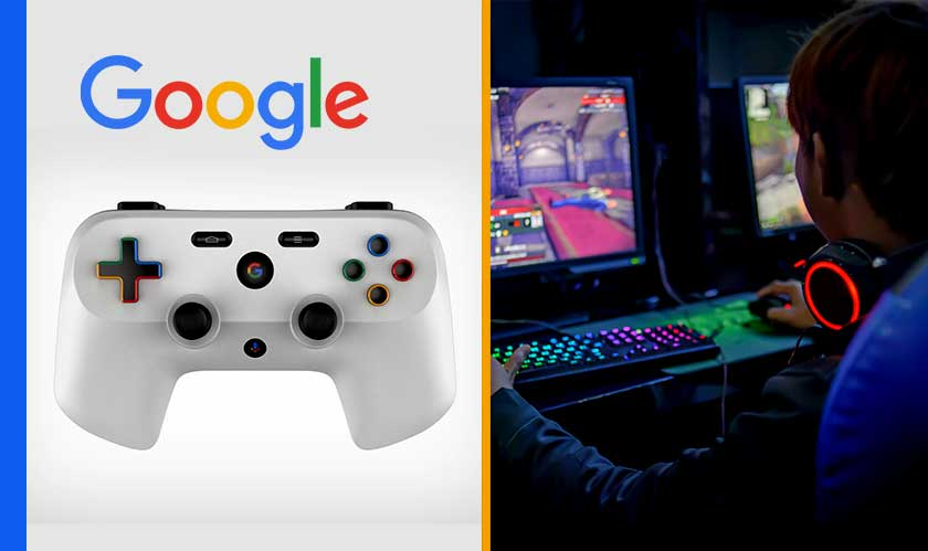 google patents game controller