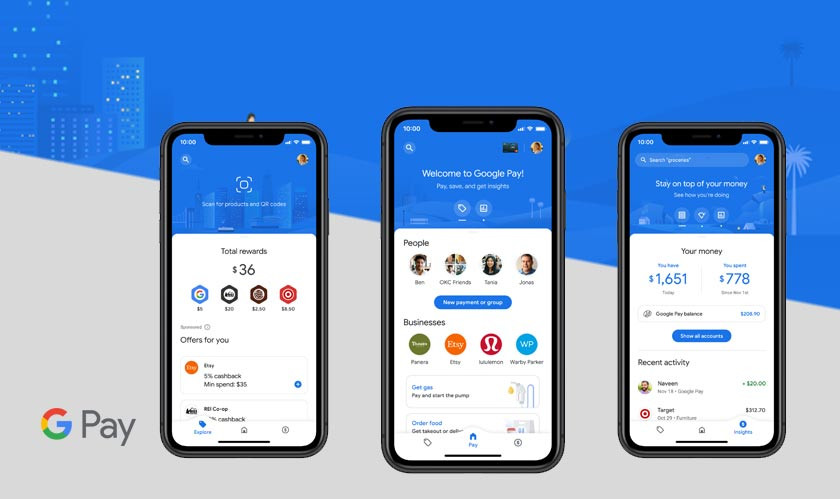Google Pay Gets Major Updates