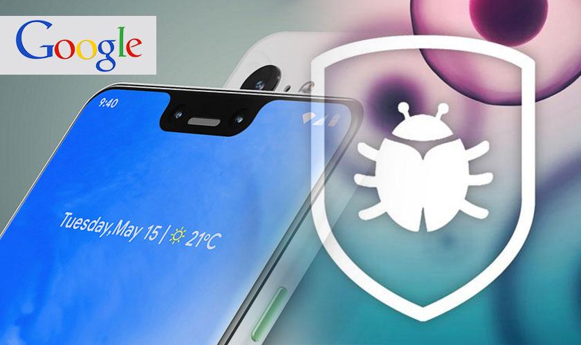 google pixel 3xl new notch