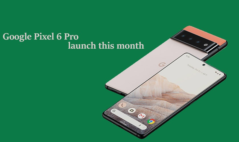 Google Pixel 6, 6 Pro details revealed ahead of scheduled launch this month