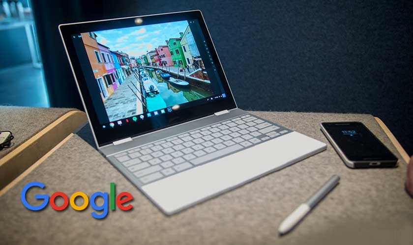 The new FCC filing is likely to be Google's Pixelbook 2