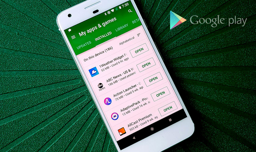 google play pass subscription apps