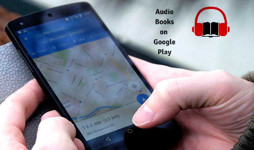 Google Play Store to sell Audiobooks