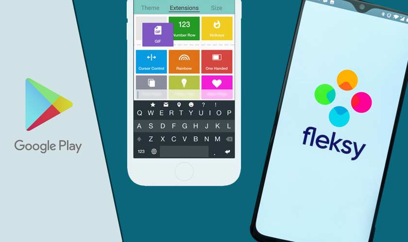 Google Playstore exhibits double standards with Fleksy App