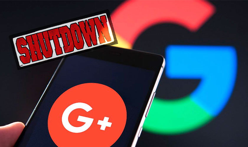 Google+ to shut down sooner