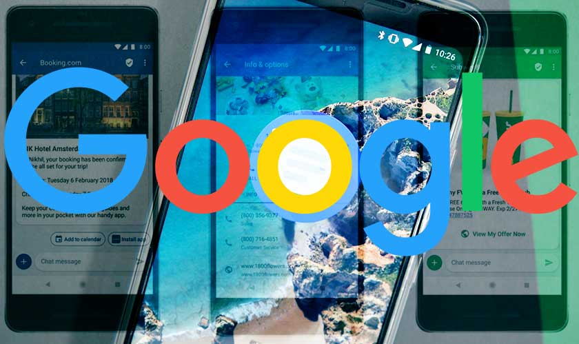 google pushes rcs for businesses