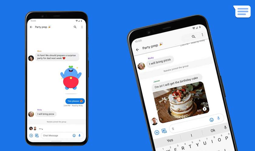 Image result for Google's RCS Texting