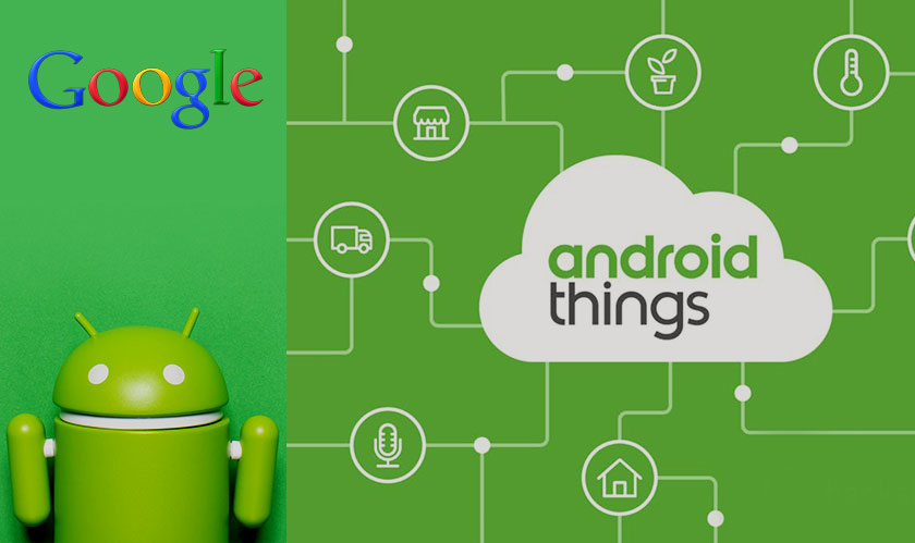 google refocuses android things