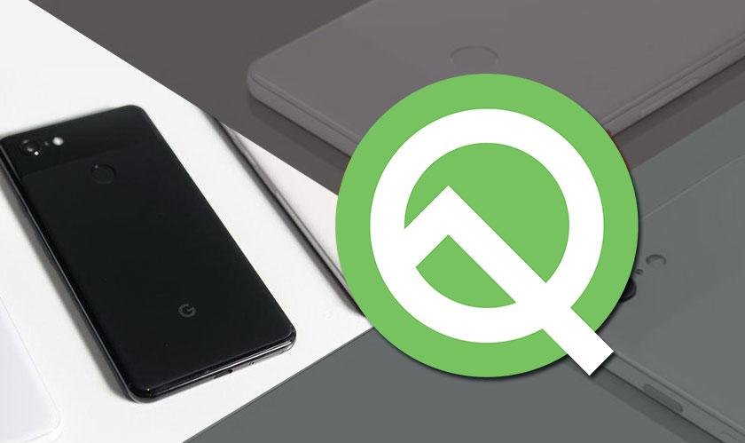 google android q developer beta pixel phones android apps phones
