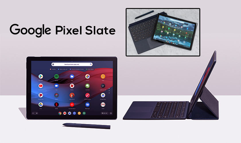 The latest offering from Google: Pixel Slate