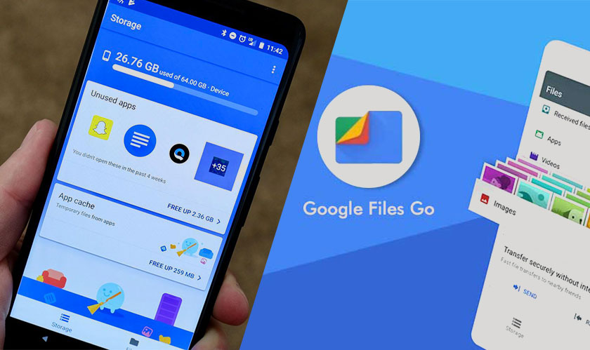 google renames files go