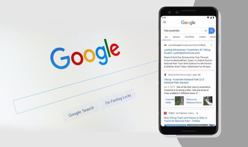 google search website icon desktop