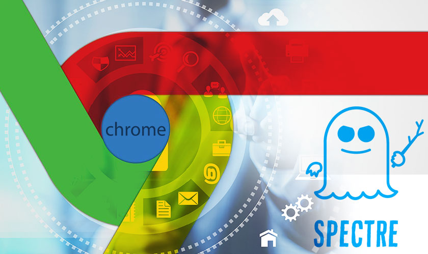 Chrome now has a Technology to Rectify Spectre