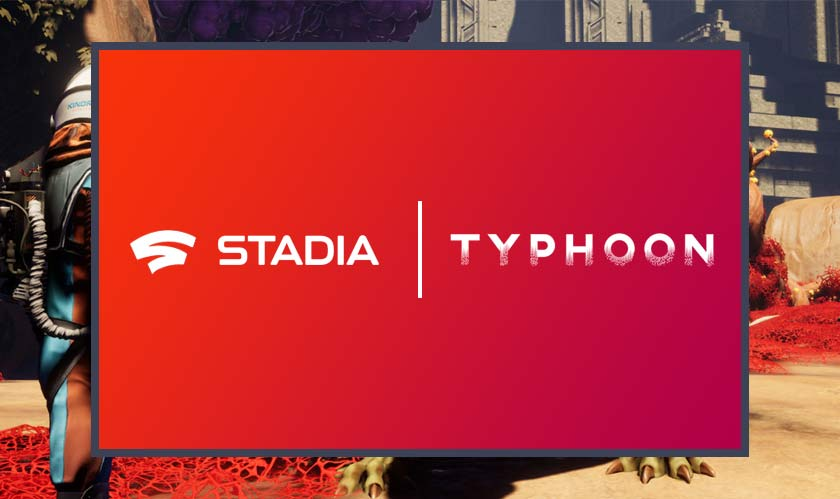google stadia acquire typhoon studios