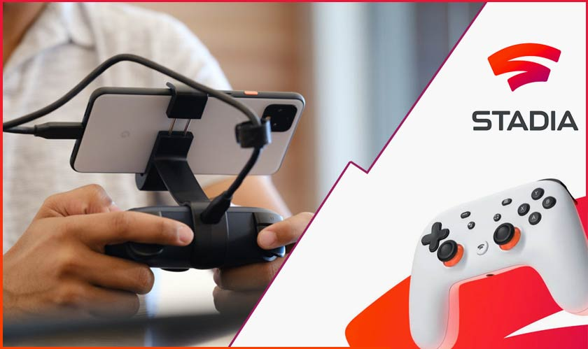 google stadia cloud android