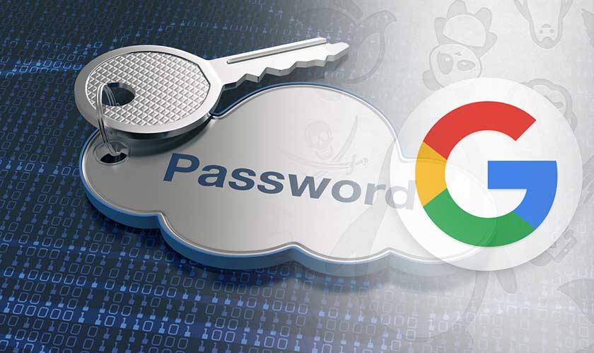 google stored unencrypted passwords