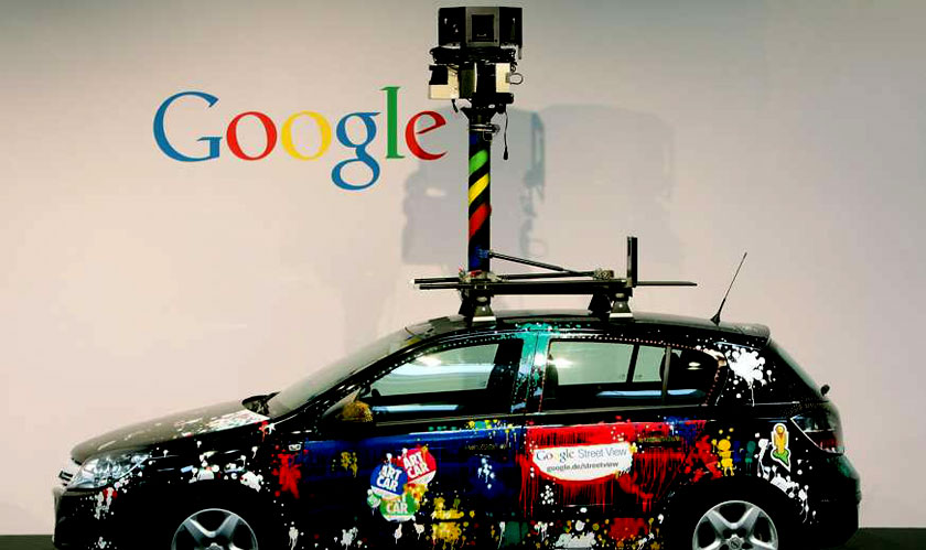google street view gets updated with ai and hd cameras