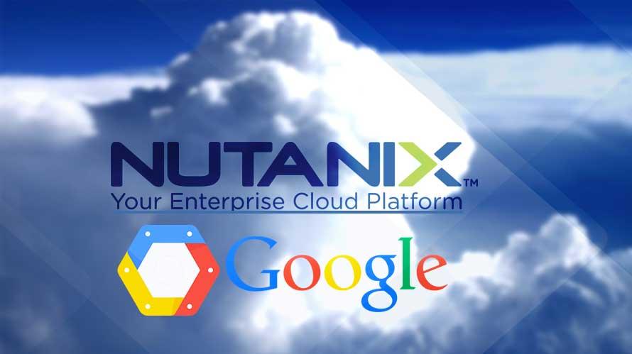 google taps nutanix to simplify hybrid cloud
