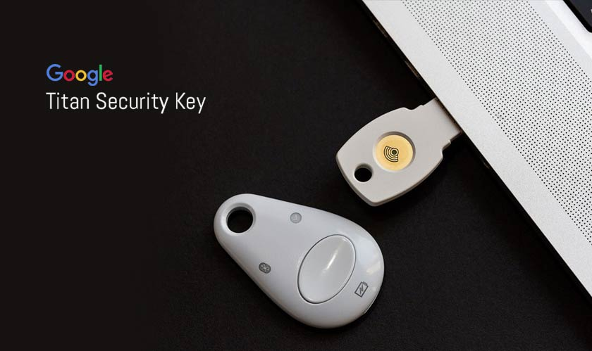 Google expands Titan Security Key availability