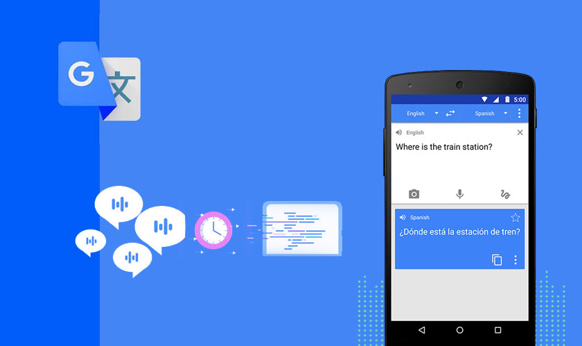 Google Translate will soon transcribe spoken words in real time