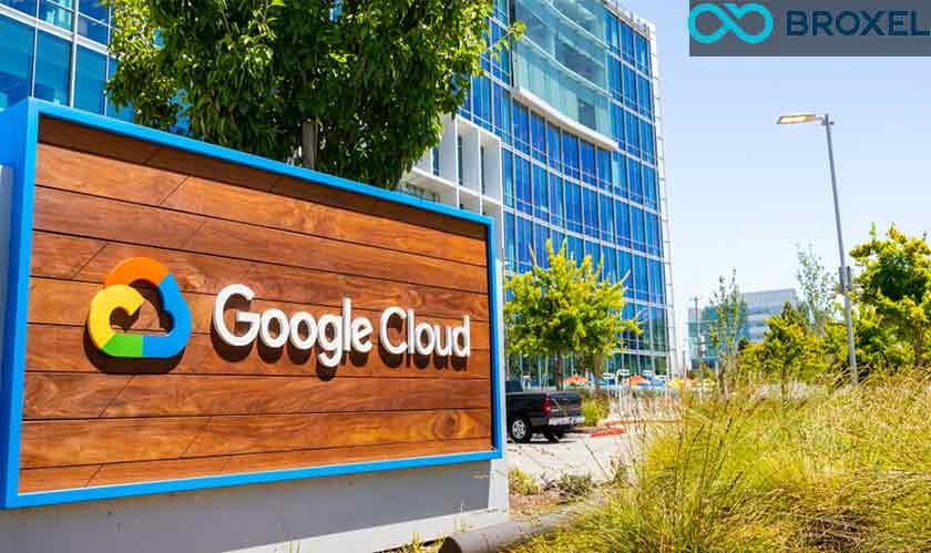 Broxel will now be in the vicinity of Google Cloud