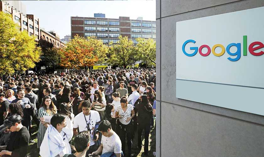 There's more work to be done, says Google employees to Pichai