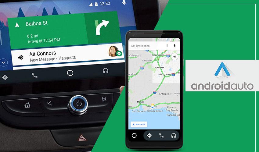 android auto added new feature