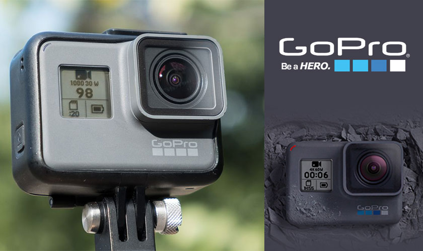 GoPro Hero 7 camera specs leaked