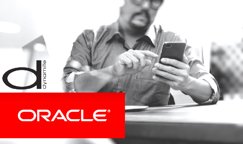 oracle groupedynamite uses oracle cloud services