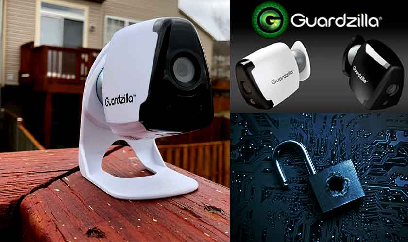 Security flaws in Guardzilla's security systems revealed – action may be delayed
